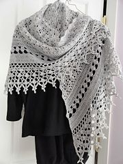 Ravelry: Jenny's Faith pattern by Anastasia Roberts pattern is $2.99
