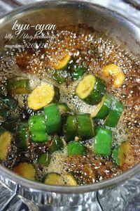 【夏の万能常備菜】大人気の漬物「きゅうりのキューちゃん」をお家で作ってみよう | レシピサイト「Nadia | ナディア」プロの料理を無料で検索