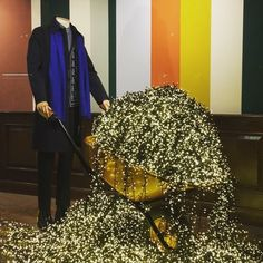 "PAUL SMITH, Paris, France, ""Christmas is Coming (Is Finished)"", photo by Nicolas Gueniau, pinned by Ton van der Veer"