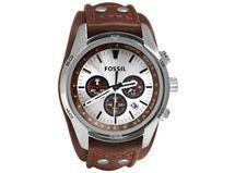 Reloj Hombre CH2565 Brown Fossil $119.900