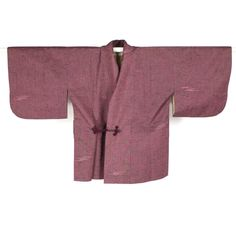 Purple, douchugi / やや地味め色柄のミセス向きの道中 http://www.rakuten.co.jp/aiyama #Kimono #Japan #aiyamamotoya