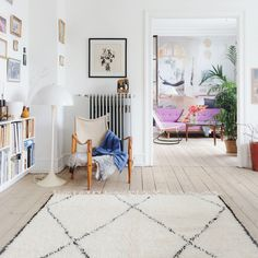 Beni Ourain rug - Large
