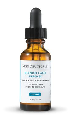 Blemish + Age Defense - Corrective Serums - smooth 4-5 drops onto skin after cleansing at night