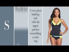 FASHIONOGRAPHY: A to Z of Fashion Terms (Part IV) - YouTube