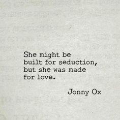 Jonny Ox