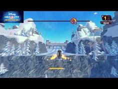 Disney Infinity 3.0 Speedway Pista da corsa di Arendelle 250cv