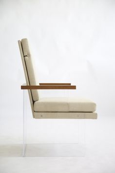 Manner of Milo Baughman Dining Chairs image 3