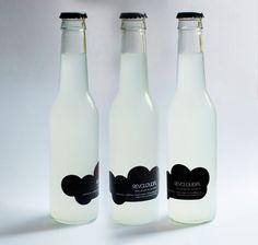 REVCLOUD.PL beverage packaging to celebrate 1 year anniversary of studio.