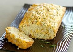 Savoring Time in the Kitchen: Cheddar, Gruyère and Chive Bread