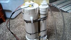 DIY Videos : How to build your own simple HHO Generator that can run your Car or Truck on Water ! DIY Videos : How to build your own simple HHO Generator that can run your Car or Truck on Water ! Hydrogen Generator, Gas Generator, Hydrogen Fuel, Energy Projects, Lead Acid Battery, Alternative Energy, Renewable Energy, Diy Videos, Just In Case