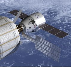 SpaceX and Bigelow Aerospace have announced a new marketing alliance for SpaceX transportation to Bigelow private space stations. SpaceX will take customers, both private and governmental, to orbit using its Dragon reusable space capsule; Bigelow will host them using its BA330 inflatable space habitats, which will presumably be launched on a larger rocket.  No announcement was made concerning who would carry the stations themselves to orbit.