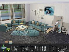 BuffSumm's Livingroom Tulton (Main Set)