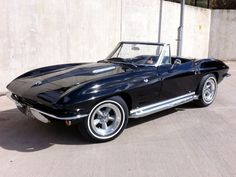 1964 Chevrolet Corvette Sting Ray Convertible