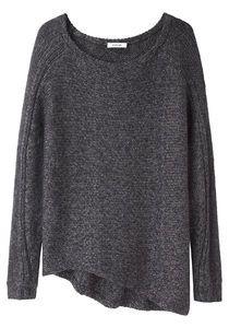 HELMUT Helmut Lang  Asymmetrical Knit