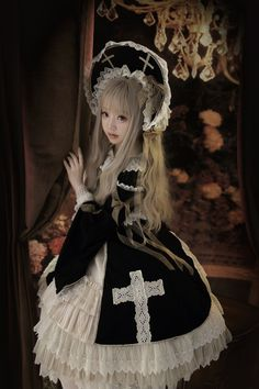 Costumes cosplay style, special clothing, lovely girls, model, beauty