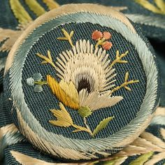 Coat  Date: third quarter 18th century Culture: British Medium: silk