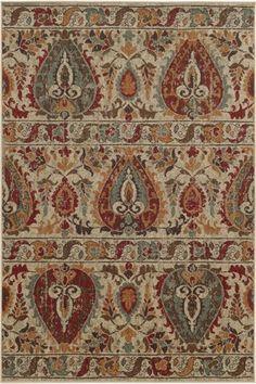 Oriental Weavers Tommy Bahama - Voyage 104W Rugs | Rugs Direct