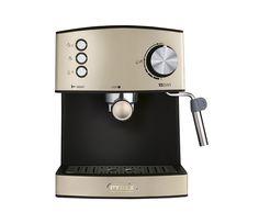 Pyrex SB-390 Gold- ElectroStudio Pyrex, Espresso Machine, Coffee Maker, Kitchen Appliances, Gold, Coffee Maker Machine, Cooking Ware, Coffee Percolator, Home Appliances