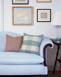 Ever wonder why new furniture has a funny smell? Find out what it is and how to get rid of it.