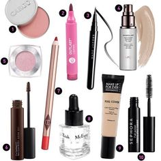 10 Sweat-Proof Products Every Girl Needs for Going Out Night‼️ #Beauty #Trusper #Tip