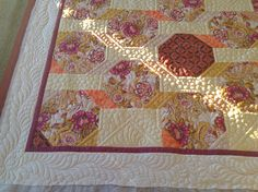 Front of Customer Quilt-Deanna's Quilting