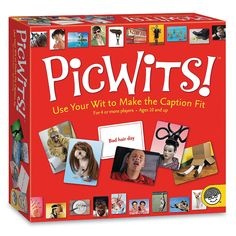 PicWits! Game | Top Gift Picks for Kids | #Gifts, #GiftGuide, #Kids, #Toys
