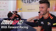 Milestone were joined by the Forward Racing team at Milestone HQ during development of MotoGP 14!  Watch Colin Edwards, Aleix Espargaro, Simone Corsi, and Mattia Pasini as they enjoy taking to the track in the latest MotoGP videogame!