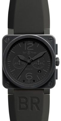 my newest watch! Bell and Ross Phantom Chronograph