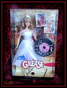 79 Best Grease Barbie Doll Images Barbie World Baby Doll Clothes