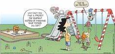 Baby Blues Comic Strip for August 31, 2014 | Comics Kingdom