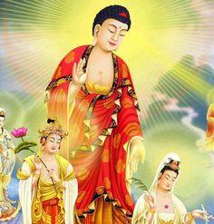 #Amitabha #Buddha #Amida #NamoAmitabhaBuddha #阿弥陀佛 #南无阿弥陀佛 #观世音菩萨 #Avalokiteshvara #大势至菩萨 #mahasthamaprapta #bodhisattva #菩萨  #PureLand #TerrePure #BouddhismeTerrePure #净土 #净土宗