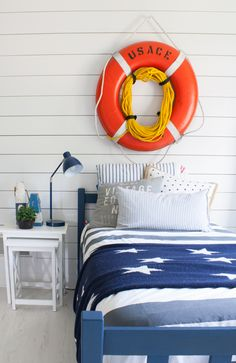 Nautical Boys Bedroo