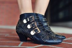 Jenny Ong in Starburst Boot - http://www.nastygal.com/shoes-boots/starburst-stud-boot?utm_source=pinterest_medium=smm_campaign=pinterest_nastygal