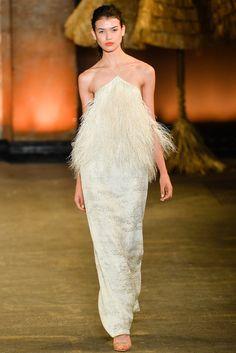Ideal para novias diferentes. Christian Siriano (Colección SS 2014) #MBFWNY #vestidosdenovia #weddingdress