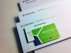 strateq corporate identity system