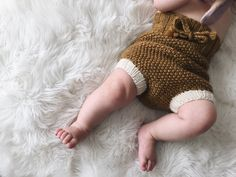 Knitted cuteness by Turnip and Doe