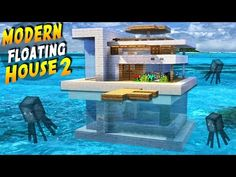 Minecraft: Wooden House Tutorial - How to Build a House in Minecraft / Easy / - YouTube