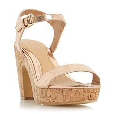 Dune Head Over Heels Damen INDYA Two Part Cork Effect Platform Sandal Roségold Größe EUR 37 - http://on-line-kaufen.de/dune/37-eu-dune-head-over-heels-damen-indya-two-part-cork