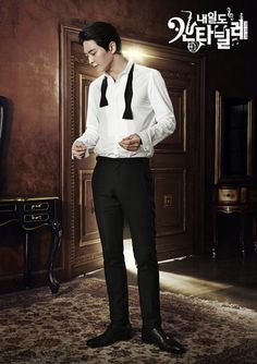 "Joo Won's Character Shots For ""Tomorrow Cantabile"" 