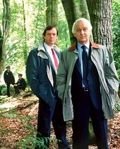 Inspector Morse investigates 3 businessmen in prison for fraud, when 1 of them is murdered 10/18 at 8 p.m. on #Eight.