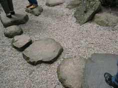 Stepping Stones & Gravel | Flickr - Photo Sharing!
