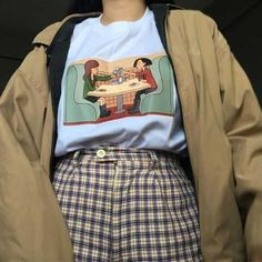 Image de aesthetic, fashion, and outfit Indie Outfits, Retro Outfits, Grunge Outfits, Vintage Outfits, Cool Outfits, Casual Outfits, Fresh Outfits, Vintage Clothing, 80s Inspired Outfits