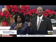 W4 News – KIWANIS INTERNATIONAL DAY – 12/13/2015 | AccessTV.org