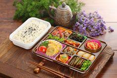 Korean lunch box 도시락