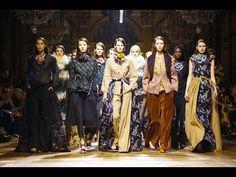 Dries Van Noten | Fall Winter 2015/2016 Full Fashion Show | Exclusive