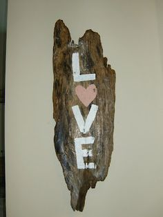driftwood project. Perfect thing to do with a piece from the beach house