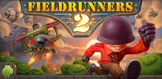 Fieldrunners 2 v1.1 - Frenzy ANDROID - games and aplications