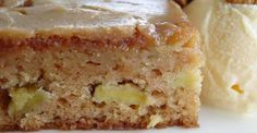 Are you craving something sweet with the delicious flavour of apples?  This Fresh Apple Cake wih Bro ...