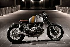 '85 BMW R100 RT – ER Motorcycles #streettracker #motorcycles #motos | caferacerpasion.com