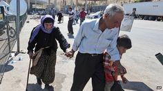 Gordon Brown's school plan for Syria's refugees